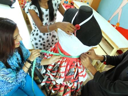ADCT (ADVANCE DIPLOMA IN CUTTING & TAILORING) 1 YEAR